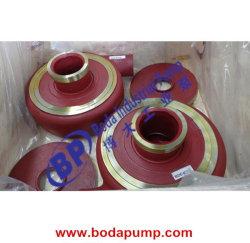 Slurry Pump Parts for Slurry Pumps
