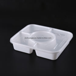 Eco-Friendly and Microwavable Disposable Plastic Bowls for Food