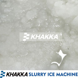 Khakka Seawater Slurry Ice Maker 3 Ton Per Day for Seafood