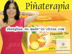 Del Pineapple, Dr Ming Pineapple Weight Loss Tea