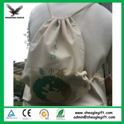 Cotton Drawing String Bag Customized
