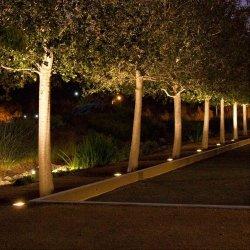 Low Voltage 12V 24V Underground IP68 Waterproof Recessed Outdoor RGB LED Inground Well Light for Garden Landscape