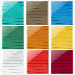 Wholesale Polycarbonate PC Sheet with UV Protect