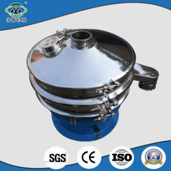 Mobile High Frequency Industry Ceramic Slurry Vibrating Screen