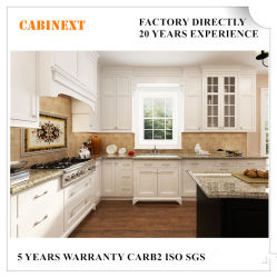Factory Directly Solid Wooden Kitchen Furniture Plywood Modern Kitchen Cabinets