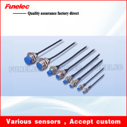 Funelec Inductive Capacitive Photoelectric Sensors Switch