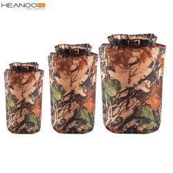 China Wholesale Waterproof Roll Top Sack Camo Dry Bag for Hunting Military