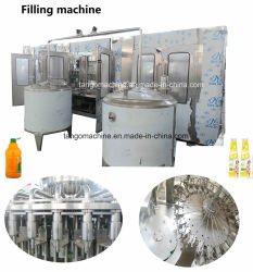 China Packaged Drinking Mineral Spring Water Filling Packing Production Line