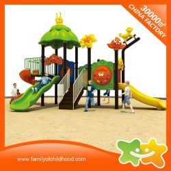 2018 Latest Design Plastic Outdoor Playground for Park