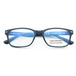 b75883dd5c8 2019 Cheap Fashion Anti Blue Light Glasses Computer Blocking Eyeglasses  Frames Reading Glasses with Custom Logo