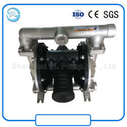 Submersible Slurry and Sludge Water Treatment Stainless Steel Diaphragm Pump