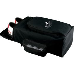 Waterproof Travel Weekend Gym Duffel Sports Bag with Shoe Shaped Compartment