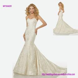 de4ddfdee5 Factory Wholesale Classic Style Strapless Mermaid Wedding Dress