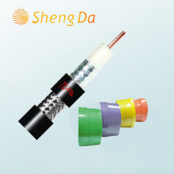 50 Ohm Digital CCTV and CATV Coaxial Cable Wholesale