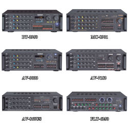 35W USB SD Power Mini Amplifier with Echo Mixing (BT-3950)