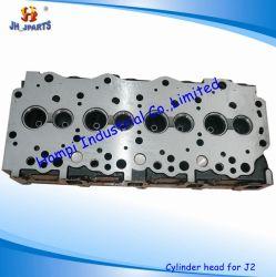 Engine Parts Cylinder Head for KIA J2 Ok65A10100 J3/Jt/B3/F8