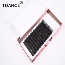 3D 4D 5D 6D 7D Rapid Blooming Volume Eyelash Extension Russian Volume Lashes