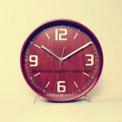Hot Design Simple Customized Round Wholesale Clock