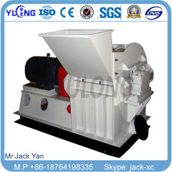 Wood Hammer Mill/Wood Crusher Machine Factory Directly Supply