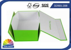 High-Heeled Shoes Packaging Box Folding Shipping