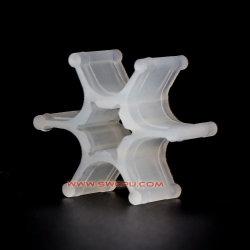 Flexible Rubber Impeller for Slurry Pump