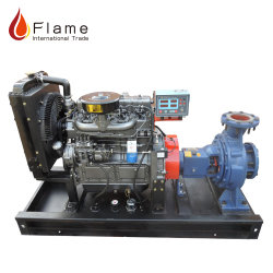 Electric Self-Priming (Self Priming) Centrifugal Trash Oil Pump (T, U, Super T) , Slurry Pump, Submersible Sewage Pump, Diesel Water Pump, Multistage Pump