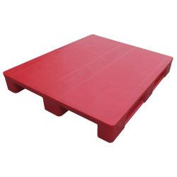 1200*1000 Wholesale Rackable Closed Deck Plastic Pallet for Food