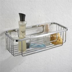Chrome Plated Stainless Steel Bathroom Shower Shelf Bathroom Organiser