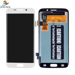 Wholesale Mobile Phone LCD for Samsung S6 Edge G925 G925f Display Screen Assembly