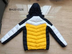 2020 New Style Fashionable Warm Winter Men Sport Padding Jacket Colorfur