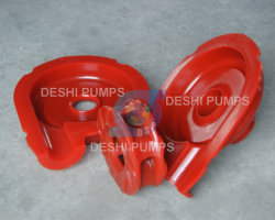 Anti Abrasive Centrifugal Sanitary Corrosion Resistance Slurry Pump Polyurethane Parts