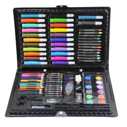 150 PCS Pieces Kid Artist Coloring Color Pastels Crayons Deluxe Drawing Paint Painting Creativity Art Stationery Sets