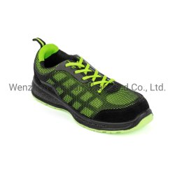 PU Sole Work Sport Safety Shoes with Kpu Upper for Men/Women