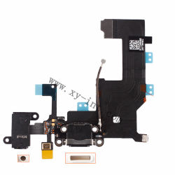 Headphone Charger Charging Data Port Flex Cable for iPhone5C Wholesale