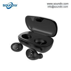 400d52877e9 Good Quality Cordless Bluetooth Stereo Headphone Earphone Black Earbuds