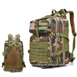Amazon Top Sale Tactical Backpack Bag, Waterproof Hiking & Camping Backpack