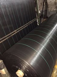 Black Reflective Ground Cover Fabric for Sale
