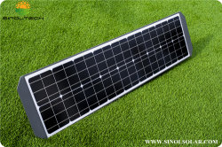 70W Smart APP Control Split Type Solar LED Road Lighting (INH-70W)