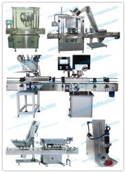 Different Kinds of Bottle Capping Machines