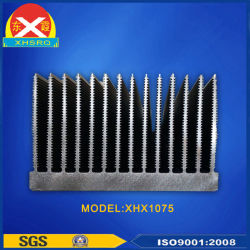 Skived Fin Heat Sinks with High Heat Radiation Performance