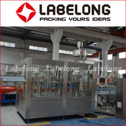 Wholesale China Market Smalll Carbonated Drink Filling and Capping Machine