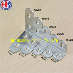Supply Different Size of Right Angle Plate, Corner Connectors (HS-AC-003)