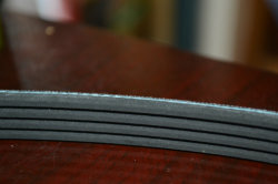 Double Sided Ribbed / Poly V-Belts Dpk