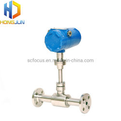 0.5%Accuracy Insertion Type Thermal Air Gas Mass Flowmeter