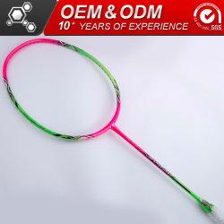 675mm Square Head ISO Shape Sporting Goods Rackets Badminton Set