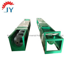 Drilling Waste Mud Solid Handling Screw Conveyor
