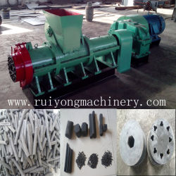 Hot Exporting Coal Bar Making Machine/Briquette Rod Extrusion