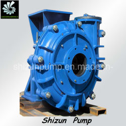 High Head Wear Resistant Horizontal Centrifugal Slurry Pump
