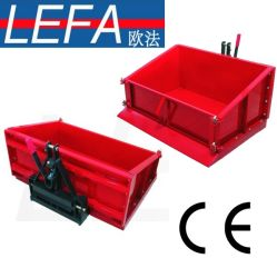 3 Point Tipping Box Metal Tractor Transport Box