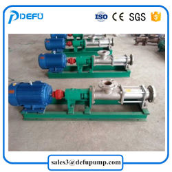 High Performance G Progressive Cavity Pumps for Slurry Oil Transfer